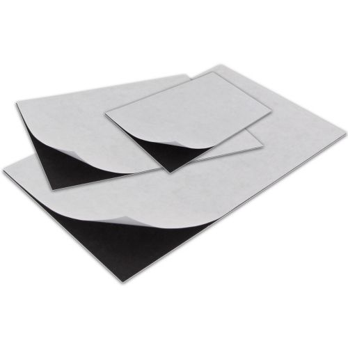 Adhesive Magnetic Sheets [Assorted Sizes]