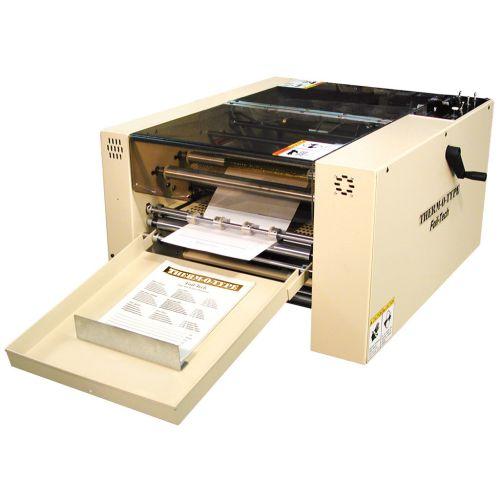 Buy Therm-O-Type Manual Foil Fuser + Foil Fusing Machine Online