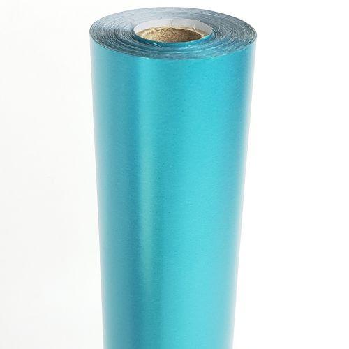 Satin Matte Teal (Soft) Foil Fusing Rolls