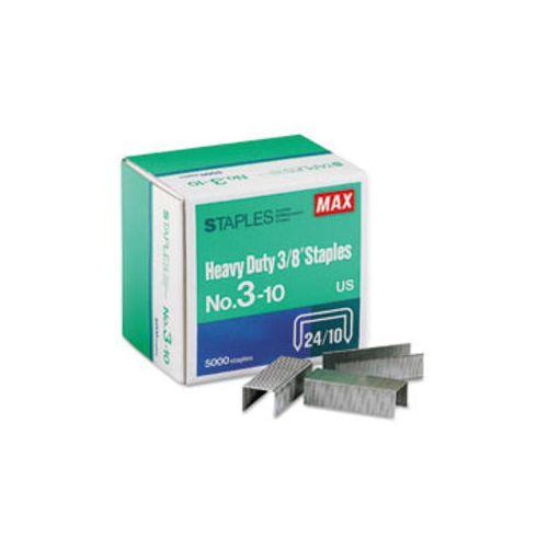 Max No.3-10 Staples for Max USA HD-3DF Stapler