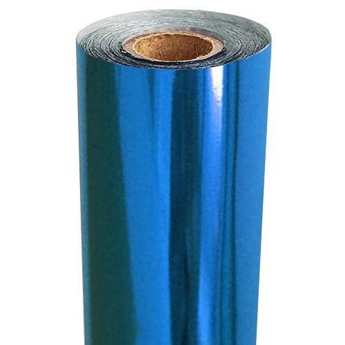 Medium Blue Metallic Foil Fusing Rolls
