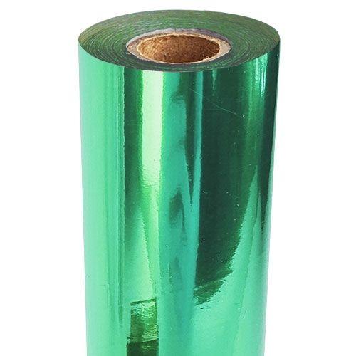 Medium Green Metallic Toner Foil Fusing Rolls