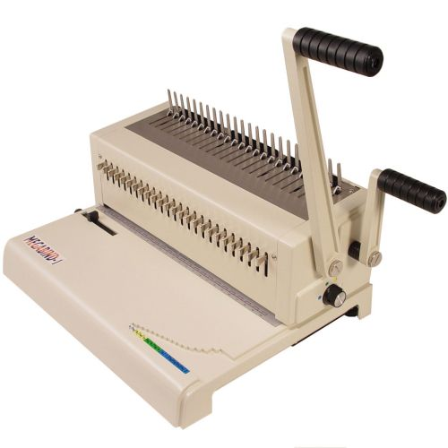 Akiles MegaBind-1 Manual Plastic Comb Binding Machine