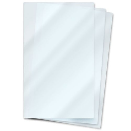 "12"" x 18"" Extra Large Menu Laminating Pouches"