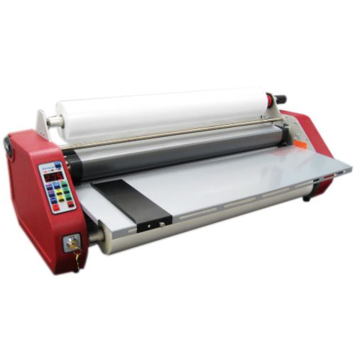 D and K MiniKote 27 inch School Laminator with Film Loaded