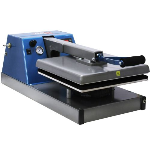 """N-680D Automatic 15"""" Clamshell Press - GraphicSupplies101"""