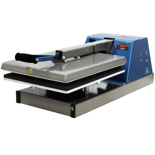 """N-880D Automatic 20"""" Clamshell Press - GraphicSupplies101"""
