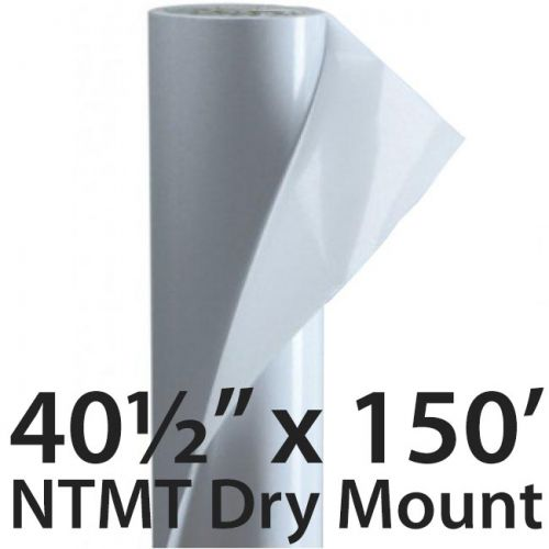 """40 ½"""" x 150' NTMT New Technology Mounting Tissue"""