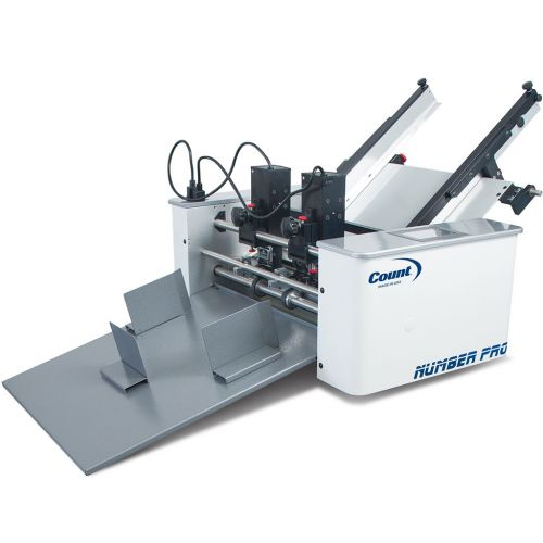 NumberPro Numbering, Perforating, Micro-Perforating, and Scoring Machine