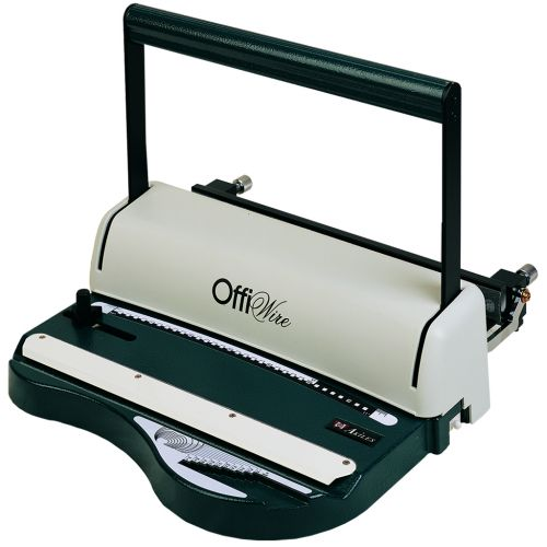 Akiles OffiWire 3:1 Wire-O® Binding Machine