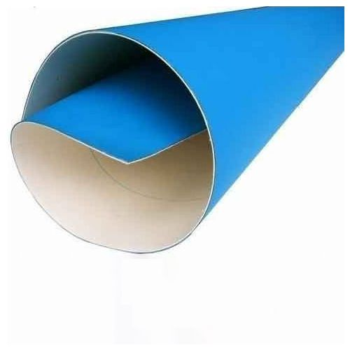 "19 ⅜"" x 12 ⅝"" Premium Blue AM Multigraphics 1250 3-Ply Offset Printing Blanket"