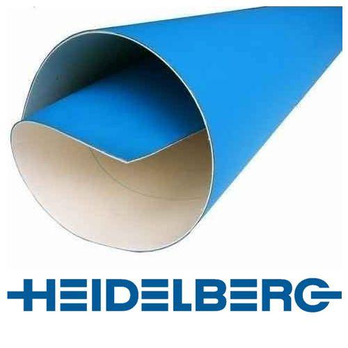 Premium Blue Heidelberg 4-Ply Offset Printing Blankets