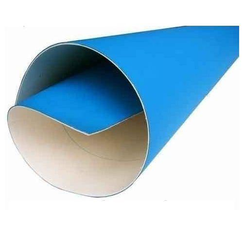 "16"" x 10 ½"" Premium Blue Heidelberg TOK / TOM 4-Ply Offset Printing Blanket"