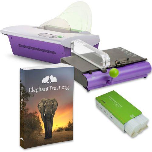 Fastback Paperback Binding Kit - Perfectback TA Strips, Fastback Creaser, Model 20