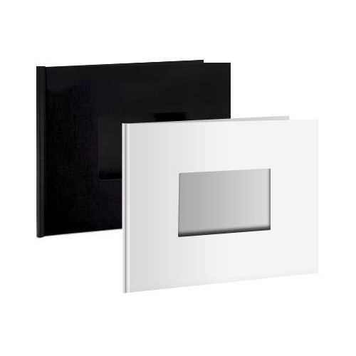 """Fastback® Composition 8"""" x 10"""" Photobook With Window - Buy101"""