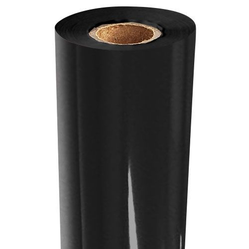 Black Gloss Pigment Foil Fusing Rolls (Price per Roll) Image 1
