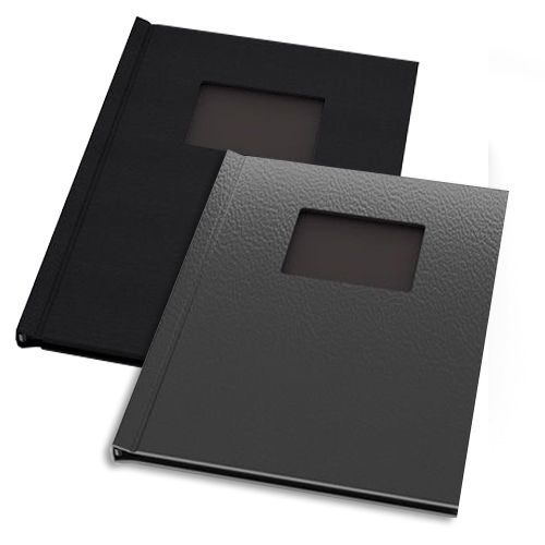 "11"" H x 8-1/2"" W Portrait Pinchbook™ Hardcover Photo Books with Window (5 Pack)"