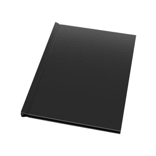 "Black Vegan Leather 11"" H x 8-1/2"" W Portrait Pinchbook™ Hardcover Photo Books (5 Pack)"