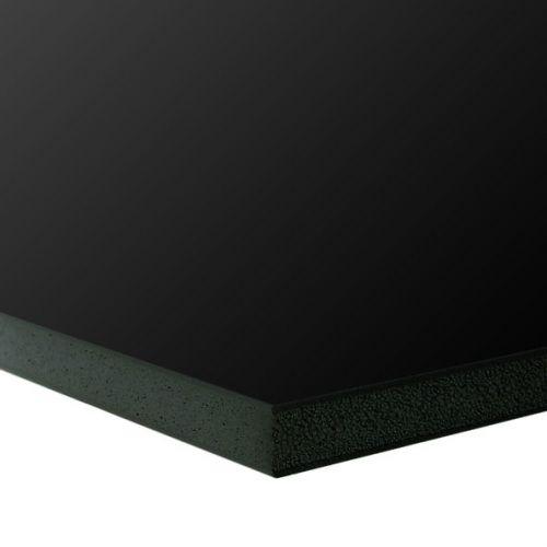 """Plain Foam Board [Black, 48"""" x 96"""", 3/16"""" Thick] (25/Bx) Item#80FBB3164896"""