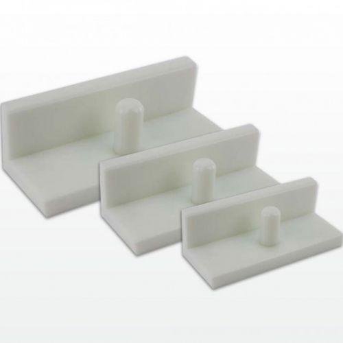 "Plastic Jogging Block [3"" x 12""] Item#05GAEJOG312"