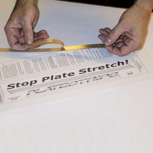 PlateStrips® (25 Pack) Item#05LITMISPS25