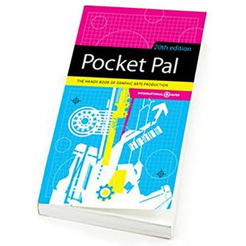 20th Edition Graphic Pocket Pal from International Paper
