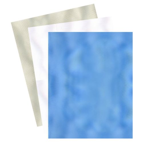 Holographic Poly Report Covers (Pack of 50)