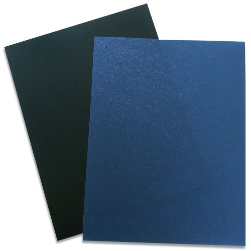 Poly Sand Covers, Poly Sand Report Cover Stock