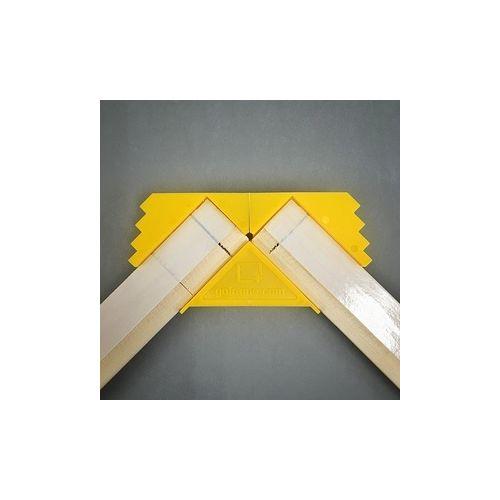 GOframe Yellow Positioning Corners (4pk) - 1500PCK