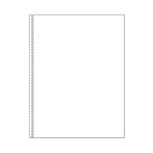 44 Hole Plastic Coil Pre-Punched Papers - Buy101