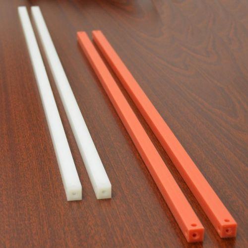 "Heidelberg Polar Model 137 Cutting Sticks [Heavy Duty Red, 0.174"" x 0.39"" x 54.33""] Item#05JYPO2942HDR"