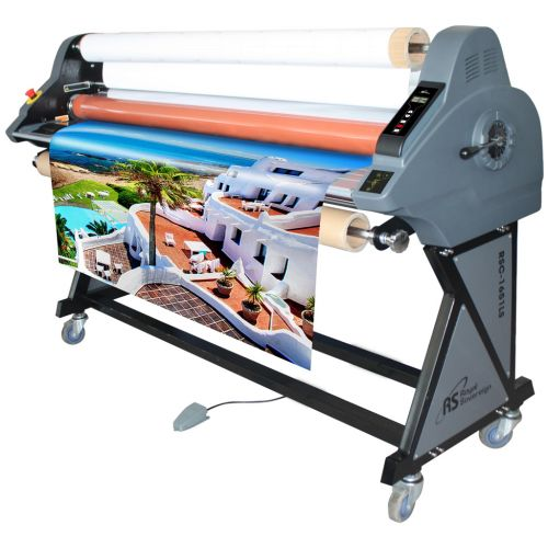 """Royal Sovereign RSC-1651LS 65"""" Wide Format Cold Roll Laminating & Mounting Machine"""