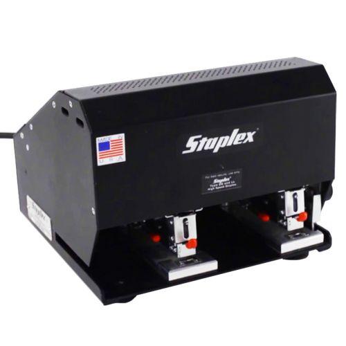 Staplex S-620NHL Double Headed Electric Stapler
