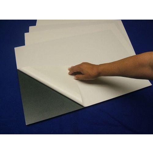 "Self-Stick Foam Board w/ High Tack P. S. Adhesive [3/16"" - 48"" X 96"", Black] Image 1"