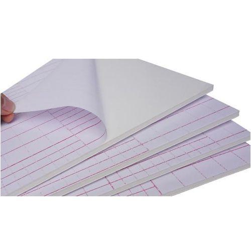 "Self-Stick Foam Board w/ High Tack P. S. Adhesive [1/2"" - 30"" X 40"", White] Image 1"