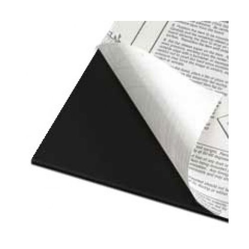 Black Self Adhesive Foam Mounting Boards (Price per Box) Image 1