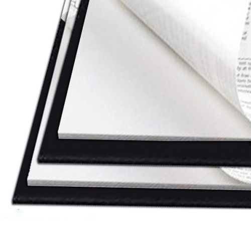 Self Adhesive Gator Mounting Boards, Black & White