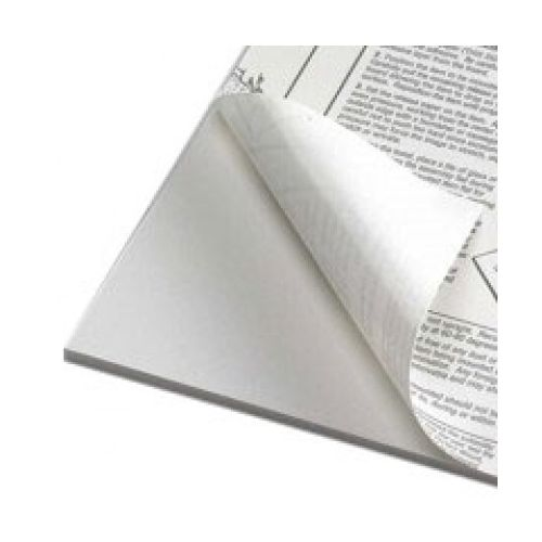 White Self Adhesive Foam Mounting Boards (Price per Box) Image 1