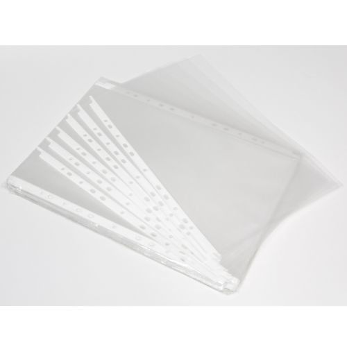 """Letter Size Binder Sheet Protectors for 8.5"""" W x 11"""" H Pages (100 Pack)"""