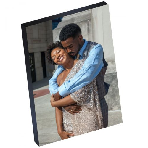 """11"""" x 14"""" Peel-and-Stick Photo Mounting Block 