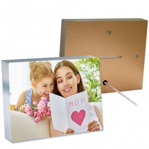 Mothers Day Photo Gift + DIY Photo Frame for Mom