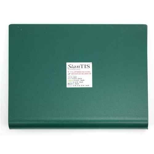 """1.25"""" SlanTIS Coil Binding Sleeve (Green)"""
