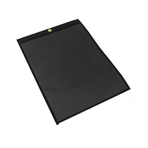 Black Back Vinyl Job Ticket Holders - Binding101