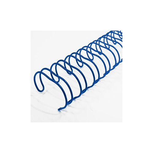 Blue Spiral-O 19-Loop Wire Binding Combs