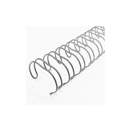 Silver Spiral-O 19-Loop Wire Binding Combs