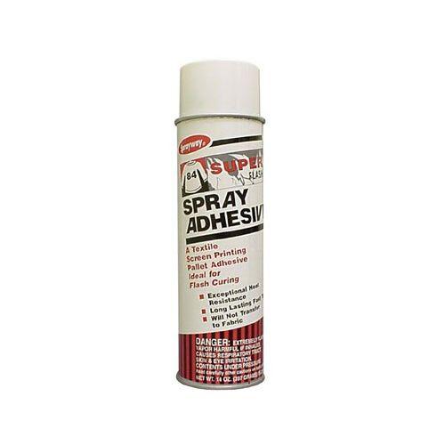 Sprayway® #84 Super Flash Spray Adhesive