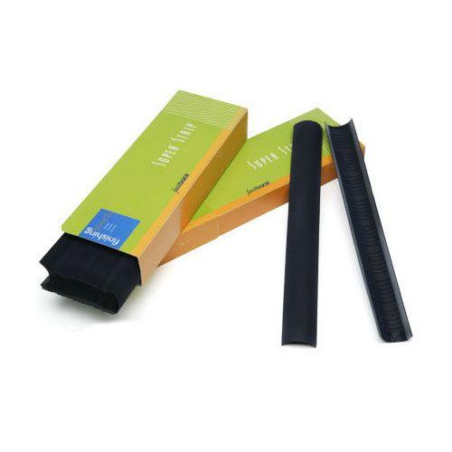 "11"" Black Fastback Super Strip Binding Supplies for Powis Parker Model 20 (Narrow Size)"