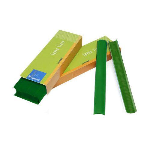 Dark Green Fastback® Linen Super Strip™