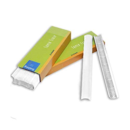 """Fastback Super Strips for Model 20 [Narrow, White, 8.5""""] (500 Pk) Item#56NFB85WHT"""