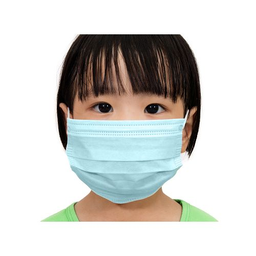 Child Size Disposable Surgical Style 3 Layer Mask 10-pack